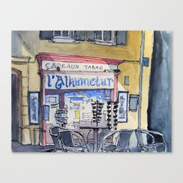 L'Alhumetur Canvas Print