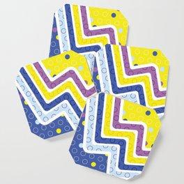 Geometric Figures 5 Coaster