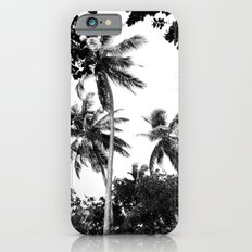 Tall trees iPhone 6 Slim Case