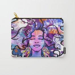 Free To Be Carry-All Pouch