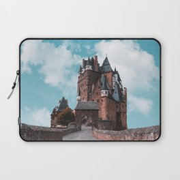 Burg Eltz Castle Germany Up in the Clouds Laptop Sleeve