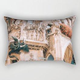 New Town Hall Munich Rectangular Pillow