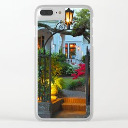 South Battery Spring Clear iPhone Case
