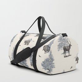 Where They Belong - Winter Duffle Bag