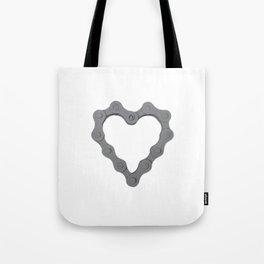 I Love Bike. Tote Bag