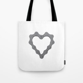 I Love Bike. Tote Bag
