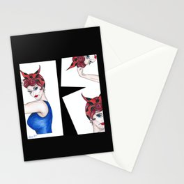 Powers of persuasion Stationery Cards