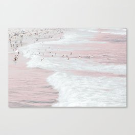 Summer Dip Canvas Print