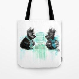 Watercooler II Tote Bag