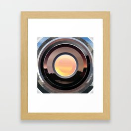 Interplanetary Framed Art Print