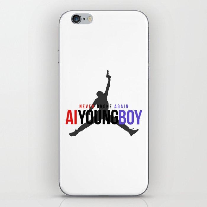 Youngboy Never Broke Again Iphone Skin By Azkaborju Society6