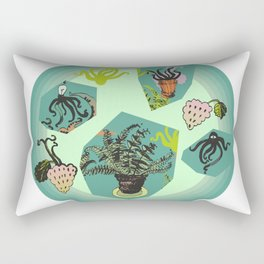 Doodles 2 Rectangular Pillow