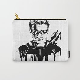 Avengers in Ink: Hawkeye Carry-All Pouch