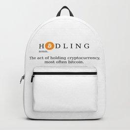 Bitcoin Hodling (BTC Hodl) Backpack