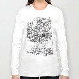 Kali Ma Long Sleeve T-shirt
