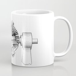 Gears Coffee Mug