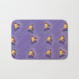 Triangle pattern B2 Bath Mat