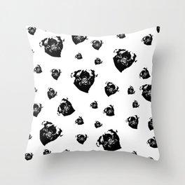 Pug Dog Gifts Throw Pillow