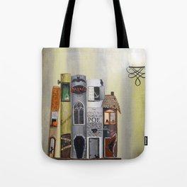 Horror Classics Tote Bag