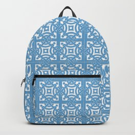 Spanish Azulejos Design Backpack