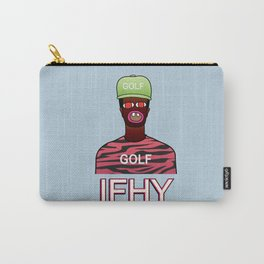 IFHY / Tyler the Creator Carry-All Pouch