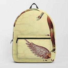 In Utero Nirvana Backpack