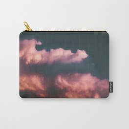 Pink Clouds Carry-All Pouch