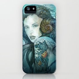 From the deep blue iPhone Case