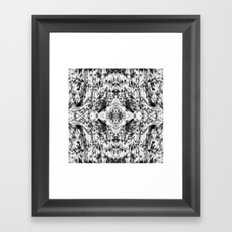 Sand Daimon Framed Art Print