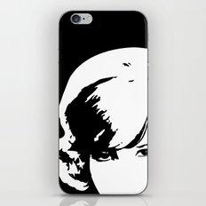 est-ce que tu le sais? iPhone & iPod Skin