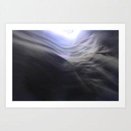 Galactic Art Print