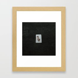 Self-sufficient Framed Art Print
