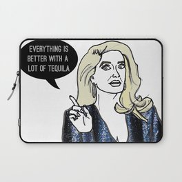 Better with Tequila Laptop Sleeve