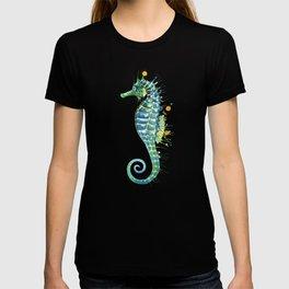 Seahorse: Green T-shirt