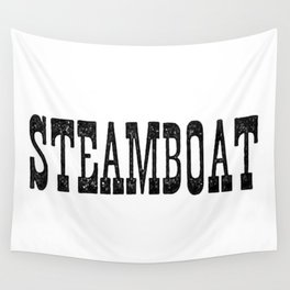 Steamboat Wall Tapestry
