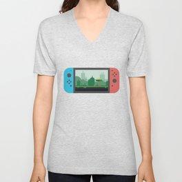 Nintendo Switch Unisex V-Neck