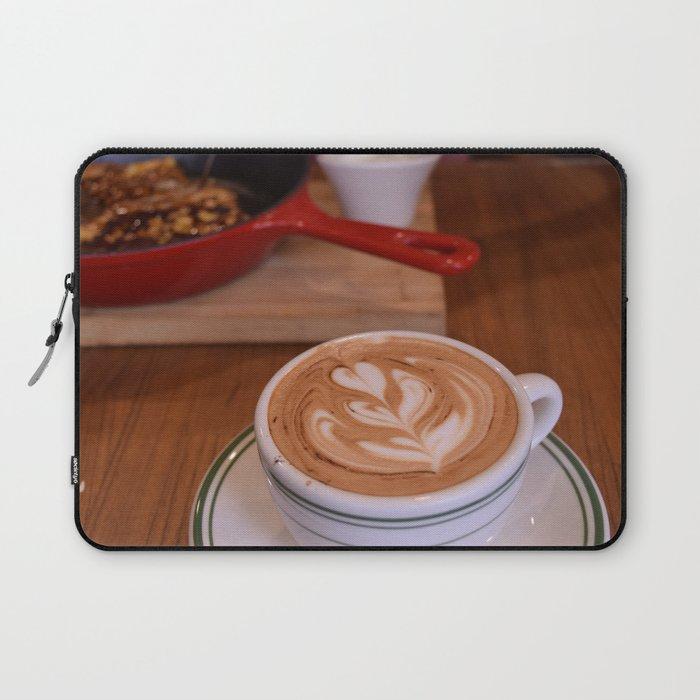 Caffe Macchiato With Breakfast Cafe