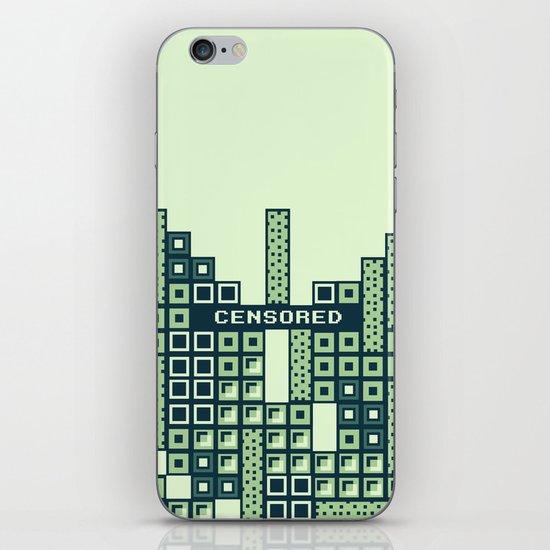tantric tetris. iPhone Skin