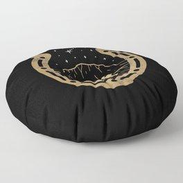 Lucky Stars Floor Pillow