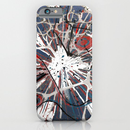 Abstract Duck Face iPhone & iPod Case
