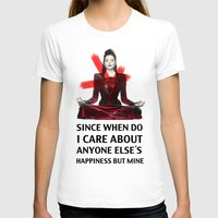 evil queen T-shirts featuring Evil Queen Quotes by Geek World