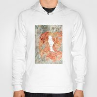 perfume Hoodies featuring Perfume #1 by Dao Linh