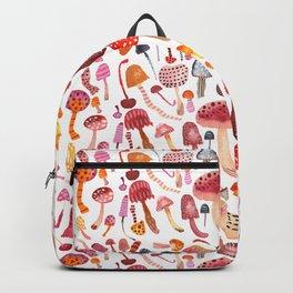 Mushroom Melody Backpack