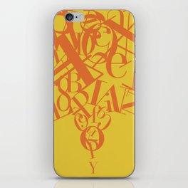 Congestion iPhone Skin