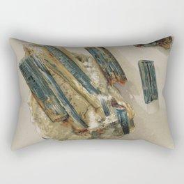 Natural Turquoise Rectangular Pillow