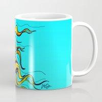 artpop Mugs featuring VENUS ARTPOP by Alli Vanes