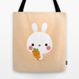 Friday Carrot Tote Bag