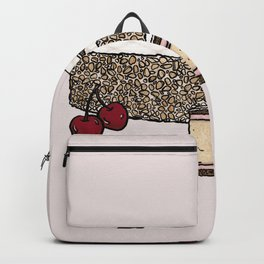 Z is for Zuger Kirschtorte Backpack