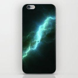 Electric Haunt iPhone Skin