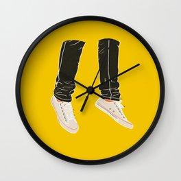 Chucks Wall Clock